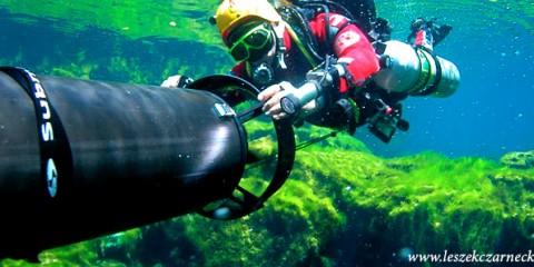 Leszek Czarnecki - sport i nurkowanie
