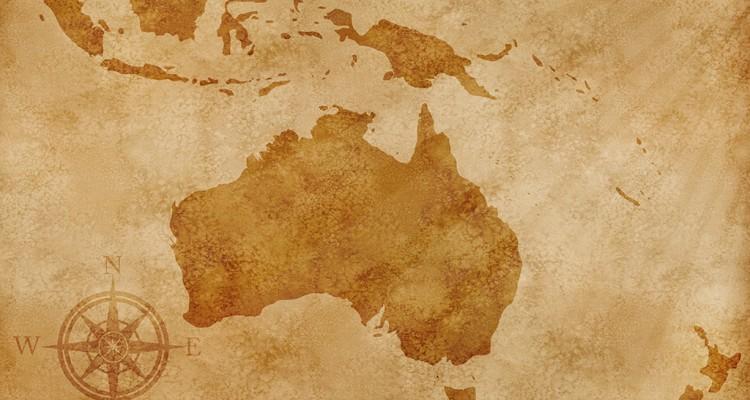 spadki na dolarze australisjkim