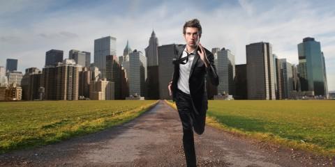 bieganie - motywacja na stres