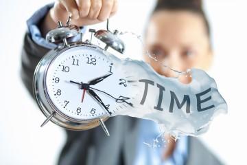 czas to pieniądz - na giełdzie
