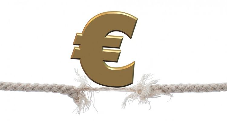 spadki na EUR/USD